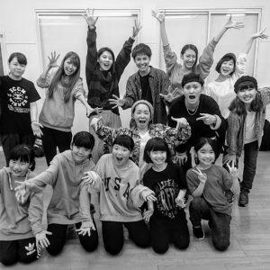 福岡ダンスドットカラー講師