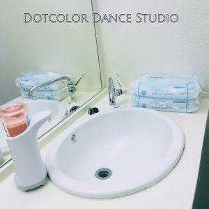 ドットカラートイレの画像