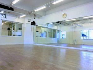 ドットカラーダンススタジオのレンタルスタジオです