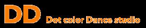 福岡ダンスドットカラーのロゴ