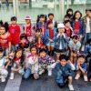 キッズと小学生のダンスレッッスンは、福岡のイベントに出るチャンスがたくさんあります!