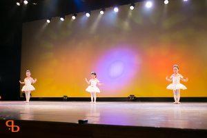 福岡,バレエ,子供,ドットカラー