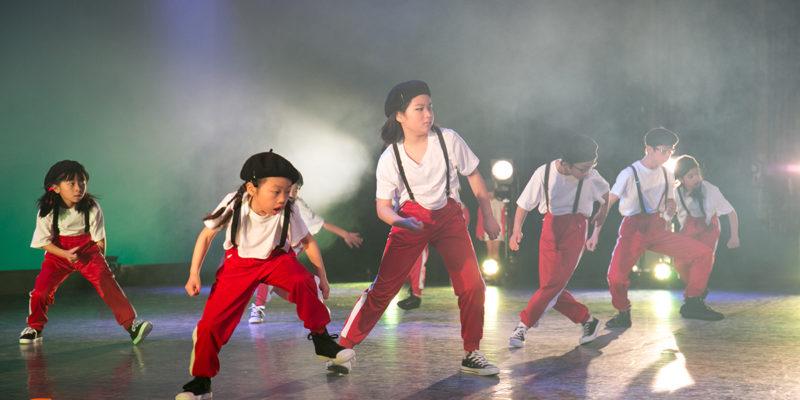 福岡のキッズのダンス