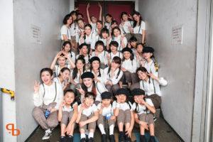 ドットカラーダンスの桃坂先生クラス