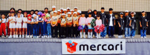 メルカリin福岡のキッズダンス出演写真