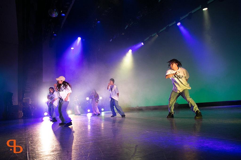 福岡で音を楽しむヒップホップのダンスをレッスン,一木健太
