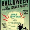 ハロウィンイベント開催!スタジオでダンスのお披露目会!
