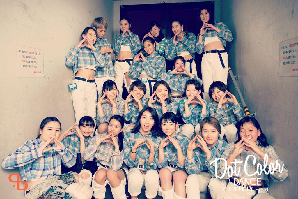 福岡でダンスの発表会と言えばドットカラー