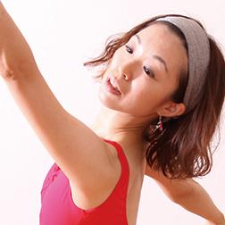 福岡のダンススタジオ、ドットカラー講師、AYA