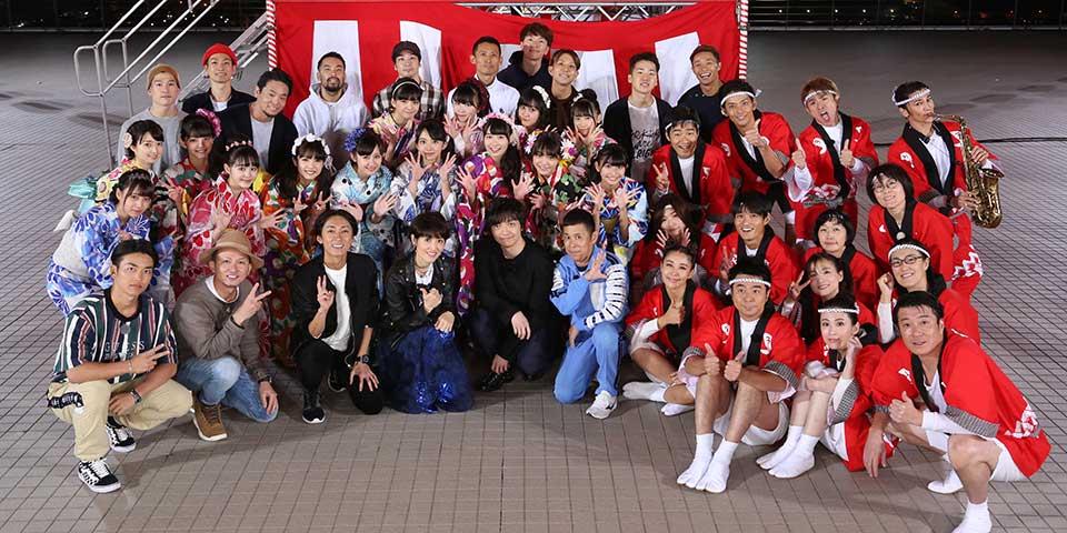三浦大知のバックダンサーPURIのワークショップ開催!福岡でダンスしている方は要チェックです!