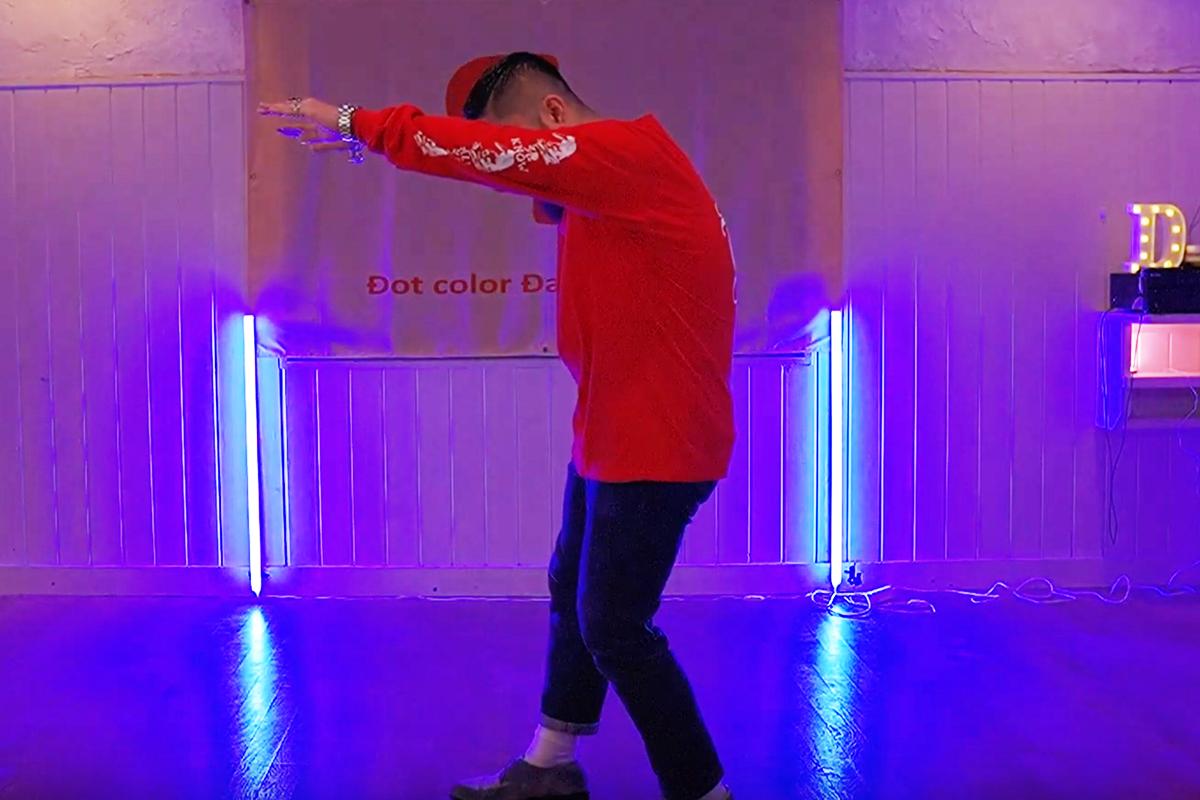 SHOHEYのPOPダンスレクチャーをYouTubeにて公開中!ツイストオーフレックス編