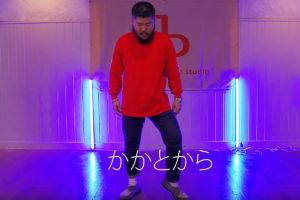 SHOHEYのPOPダンスレクチャーをYouTubeにて公開中!フレズノ編