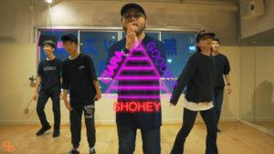 【ダンス動画紹介】必見!どんな曲でもSHOHEYの世界へ!ポップダンスの新境地!