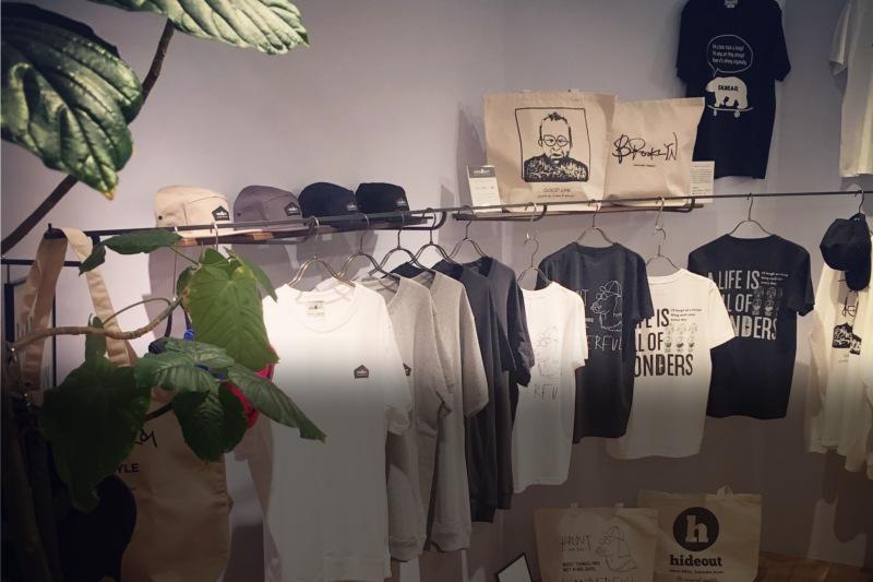 有名ブランド「HIDE OUT」と「Dotcolor」のコラボTシャツ販売決定!枚数限定なのでご購入はお早めに!