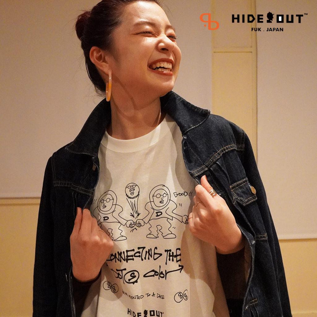 ドットカラーオンライン開校記念Tシャツ販売開始!