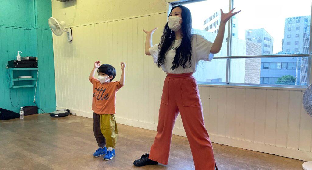 """福岡でキッズダンス""""夏期講習""""を開催!夏休みは週に2回お友達と楽しくダンスをしましょう!"""
