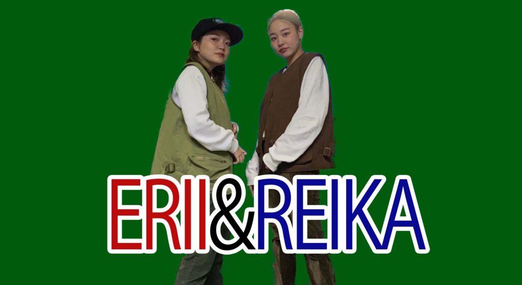 REIKA&ERIIコラボワークショップ開催!7月23日(金)